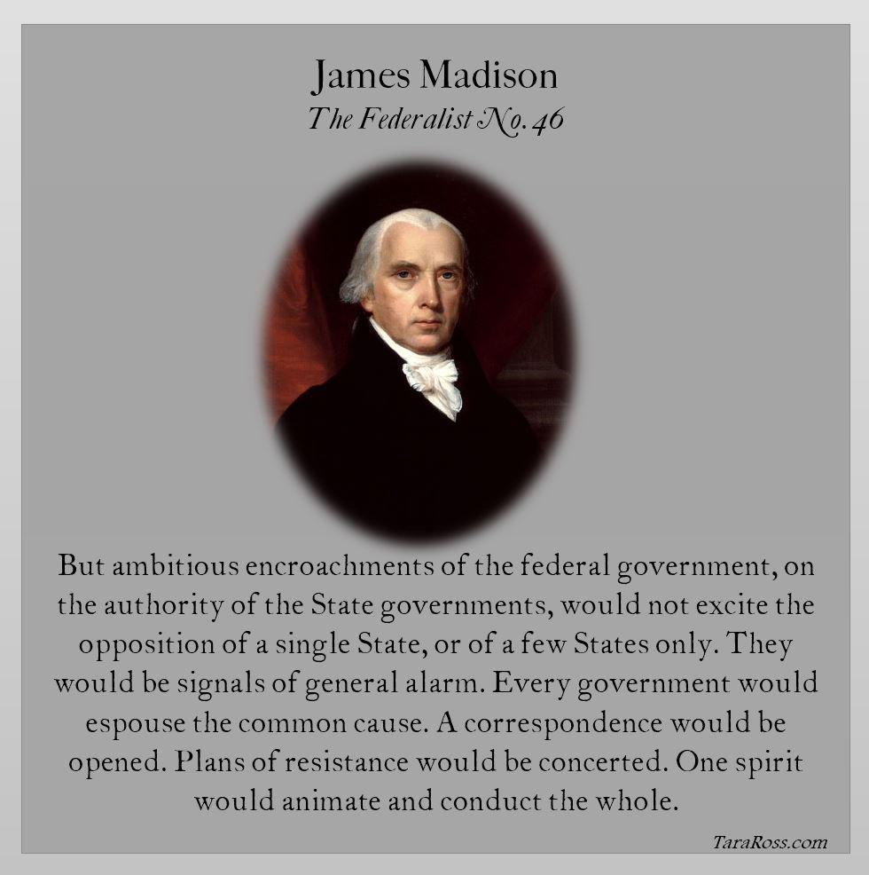 Federalist Paper 46