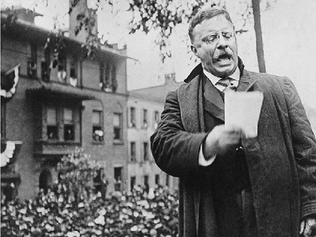 This Day in History: The Attempted Assassination of Teddy Roosevelt