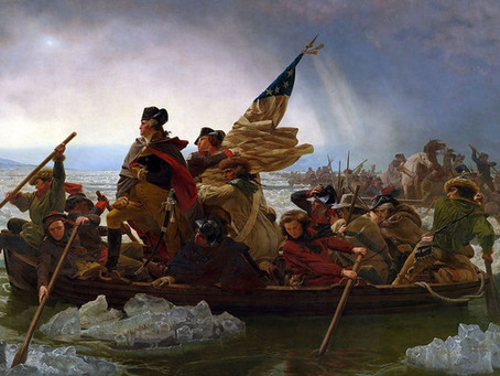 This Day in History: George Washington's Christmas trip across the Delaware