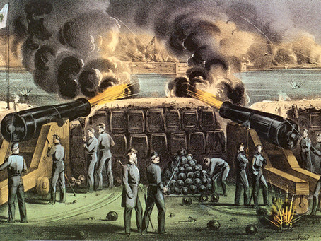 This Day in History: The beginning of the Civil War