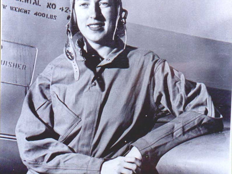 This Day in History: Cornelia Fort, the American woman aviator at Pearl Harbor