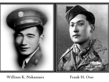 This Day in History: William Nakamura & Frank Ono's bravery in WWII