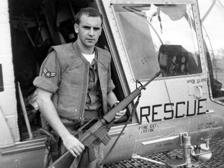 """This Day in History: William """"Pits"""" Pitsenbarger, pararescue medic & Medal of Honor recipient"""
