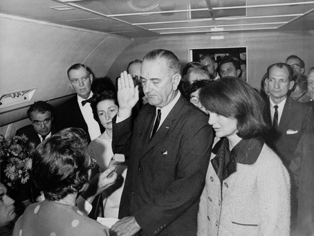 This Day in History: John F. Kennedy's assassination and the toll on Jackie