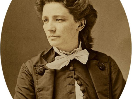This Day in History: Victoria Woodhull is born