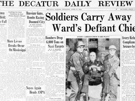 This Day in History: FDR vs. Montgomery Ward