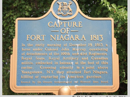 This Day in History: Fort Niagara & the War of 1812