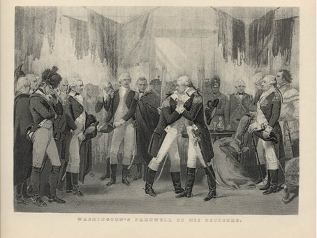 This Day in History: George Washington's final farewell to the Army