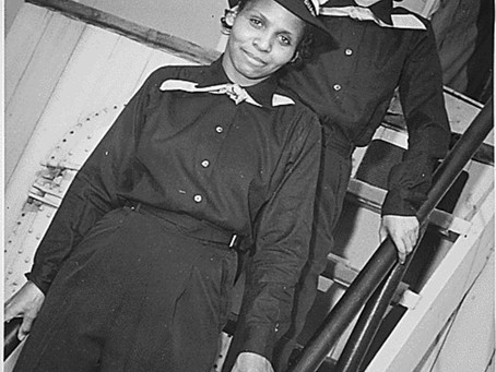 This Day in History: Olivia J. Hooker, Coast Guard heroine