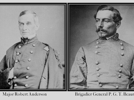 This Day in History: Confederates demand the surrender of Fort Sumter