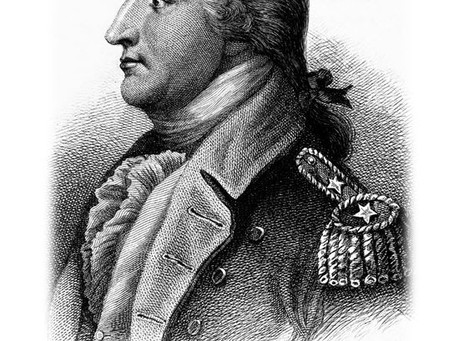 This Day in History: Benedict Arnold is born