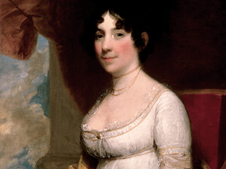 This Day in History: Dolley Madison passes away