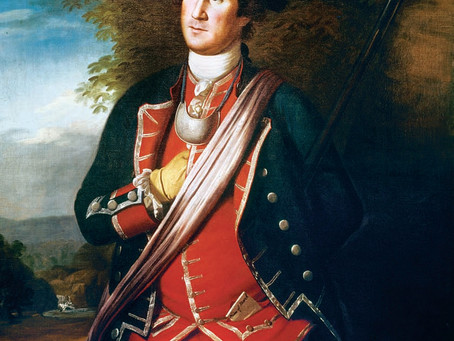 This Day in History: George Washington is born in Virginia