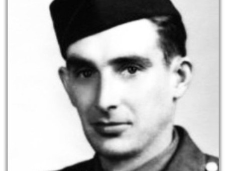 This Day in History: Forrest E. Peden's selfless heroism in WWII