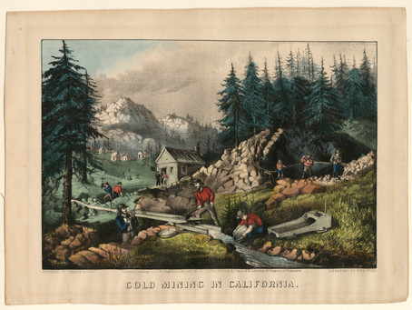 This Day in History: The California Gold Rush
