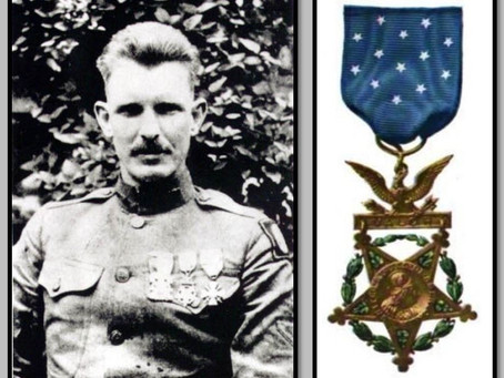 This Day in History: One-time pacifist Alvin York earns a Medal of Honor