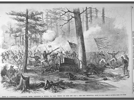 """This Day in History: The Battle of Bentonville, the Confederacy's """"last hurrah"""""""