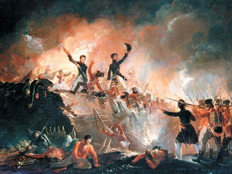 This Day in History: The War of 1812 & a British siege of Fort Erie