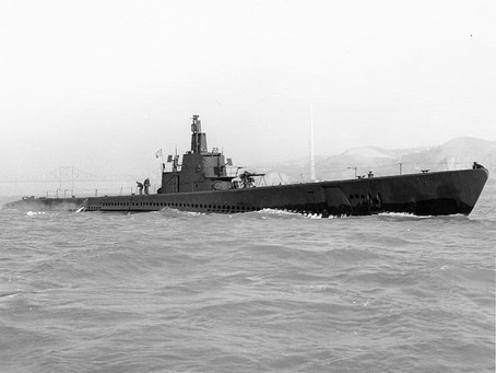 This Day in History: A Rush to Rescue USS Squalus