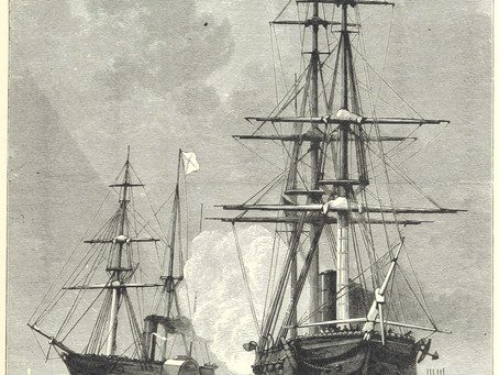This Day in History: USS San Jacinto picks a fight with Great Britain