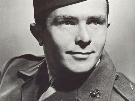 This Day in History: Lt. James Swett becomes an Ace — and earns a Medal of Honor