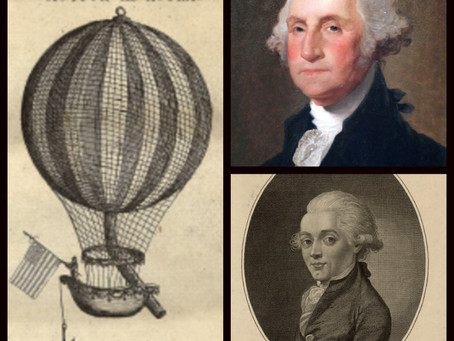 This Day in History: George Washington, patron of aviation pioneers?