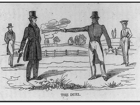 This Day in History: Andrew Jackson kills Charles Dickinson in a duel