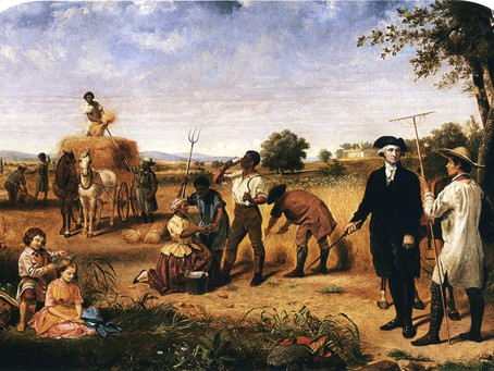 This Day in History: George Washington's changing views on slavery