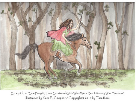 This Day in History: Sybil Ludington, the female Paul Revere
