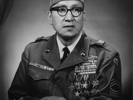 This Day in History: The first Sioux to receive the Medal of Honor