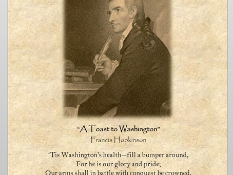 This Day in History: Francis Hopkinson, Signer of the Declaration & Designer of the Stars and Stripe