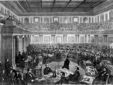 This Day in History: Andrew Johnson's impeachment trial ends in acquittal