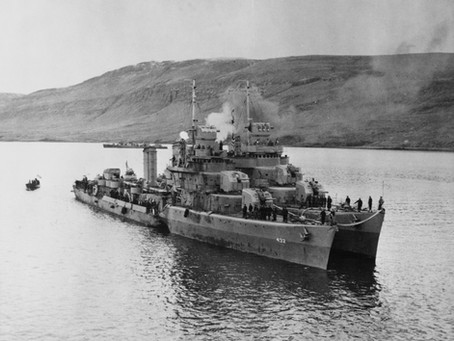 This Day in History: USS Kearny is torpedoed by a German U-boat