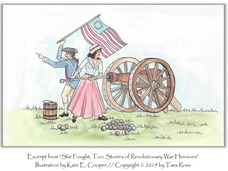 """This Day in History: The tragedy of the """"other"""" Molly Pitcher"""