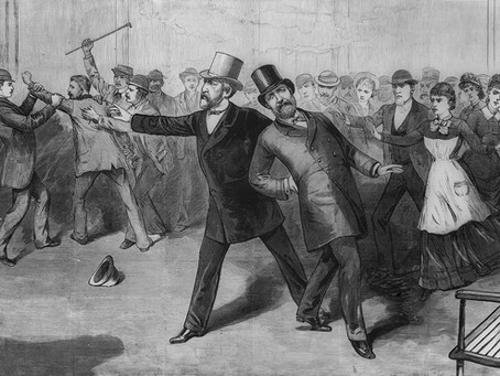 This Day in History: James Garfield, nearly forgotten President