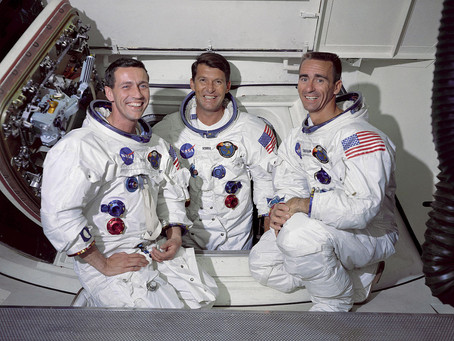 This Day in History: Apollo 7, the first manned Apollo mission