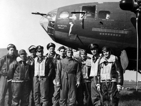 This Day in History: World War II's most famous bomber, Memphis Belle