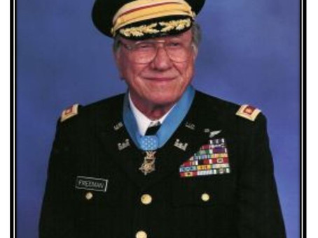 This Day in History: Captain Ed Freeman's Vietnam helicopter rescue