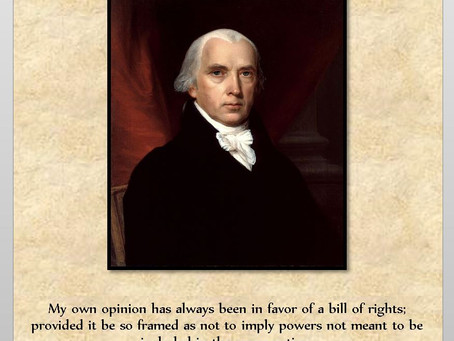 This Day in History: Happy Bill of Rights Day!