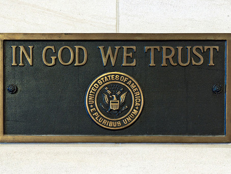 """This Day in History: """"In God We Trust"""" becomes the national motto"""