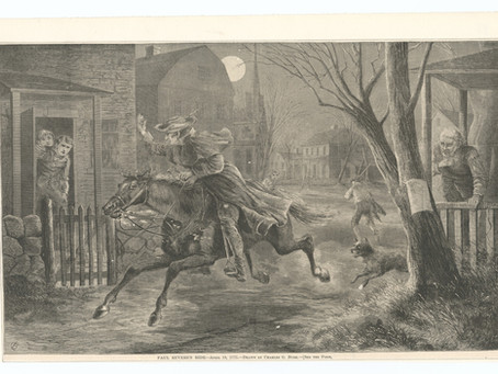 This Day in History: William Dawes and his forgotten Midnight Ride