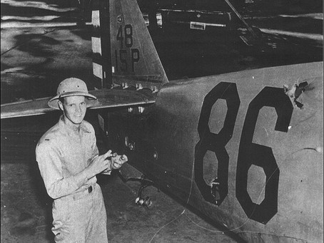 This Day in History: Lt. Col. Phillip Rasmussen, hero of Pearl Harbor