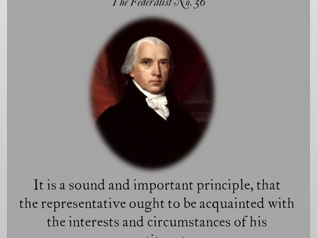 The Federalist Papers: No. 56