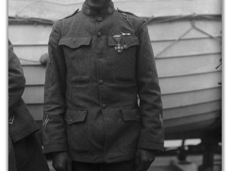 This Day in History: Private Henry Johnson's bravery in World War I