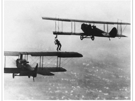 This Day in History: The U.S. Army Air Service & the first midair refueling
