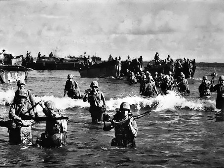 This Day in History: The WWII Battle of Tinian