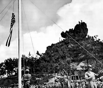 This Day in History: Americans raise a flag over Okinawa