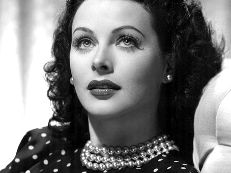 This Day in History: Hedy Lamarr, an unexpected heroine