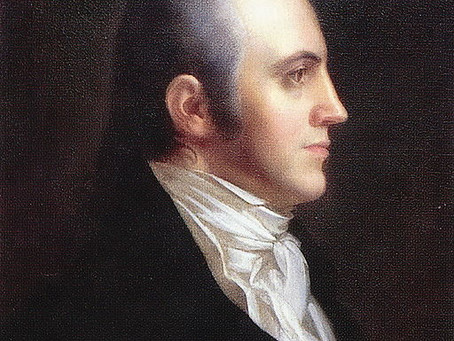 This Day in History: Former Vice President Aaron Burr is arrested for treason