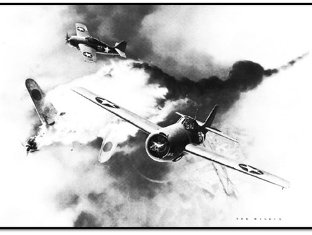 """This Day in History: Joseph J. Foss, America's """"Ace of Aces"""""""